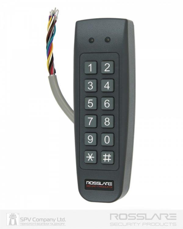 Фото 1 - Электронный контроллер ROSSLARE AC-G44 автономный внешний код+карта EM-MARINE 125Khz.