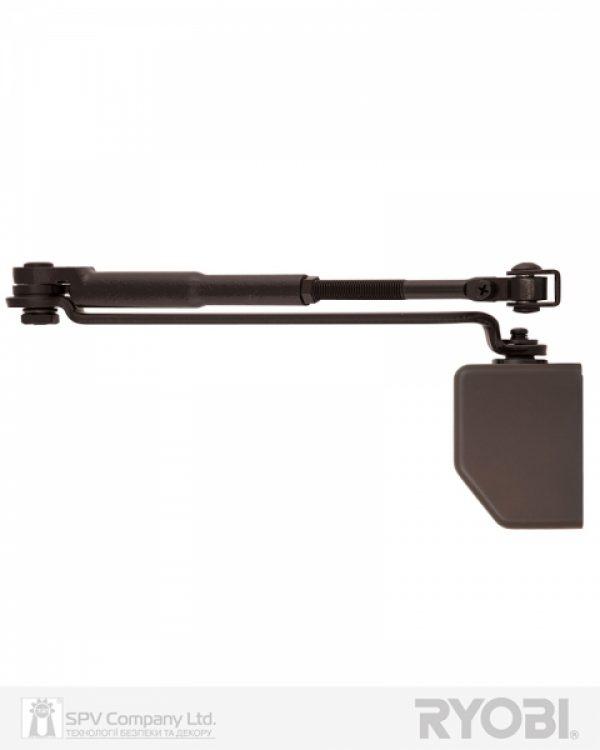 Фото 9 - Доводчик накладной RYOBI 2550 DS-2550 DARK BRONZE BC STD HO ARM EN 1-4 до 80кг 1100мм.