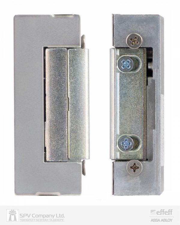 Фото 4 - Защелка электромеханическая EFF EFF SPE71 -A71 FaFix (W/O SP 10-24V AC/DC) НЗ универсальная стандартная с защитным диодом.