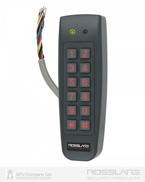 Фото 9 - Электронный контроллер ROSSLARE AC-G44 автономный внешний код+карта EM-MARINE 125Khz.