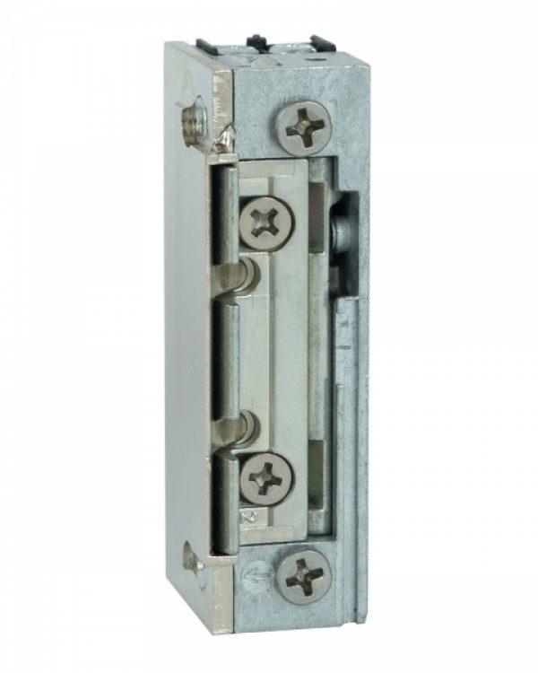 Фото 1 - Защелка электромеханическая EFF EFF 138.13    E91 ProFix 2 FaFix (W/O SP 12V DC) НВ универсальная с узким корпусом.