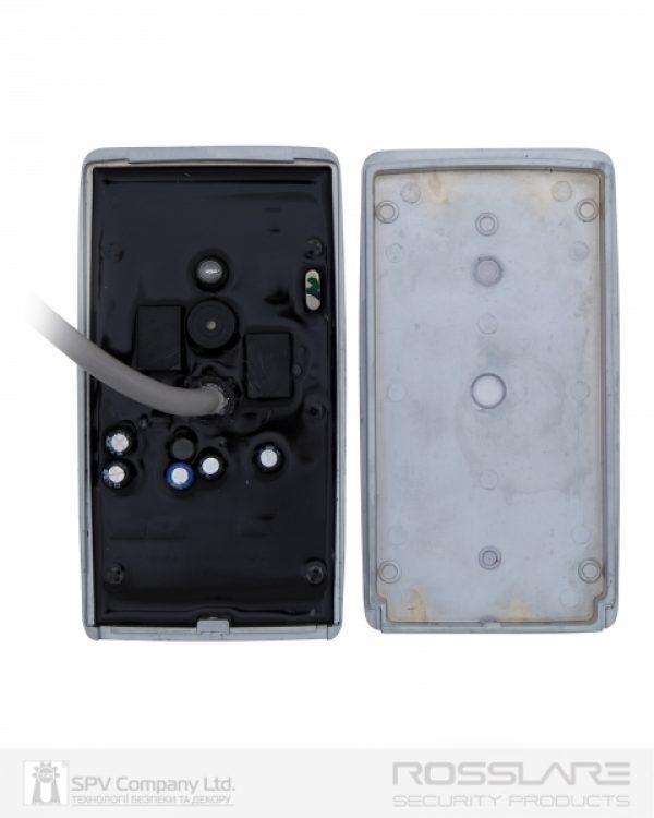 Фото 3 - Электронный контроллер ROSSLARE AC-T43 автономный антивандальный внешний код с пьезо кнопками.