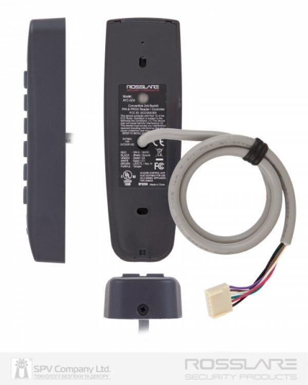 Фото 2 - Электронный контроллер ROSSLARE AYC-G54 автономный повышенной безопасности внешний код.