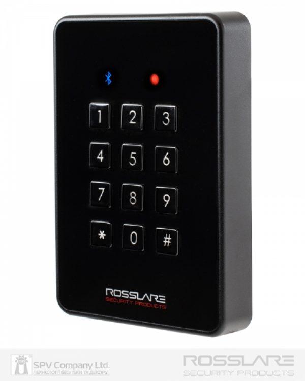 Фото 5 - Электронный считыватель ROSSLARE AY-H6355BT внешний код+карта MIFARE DESFIRE EV1 13.56Mhz and NFC BLE ID.