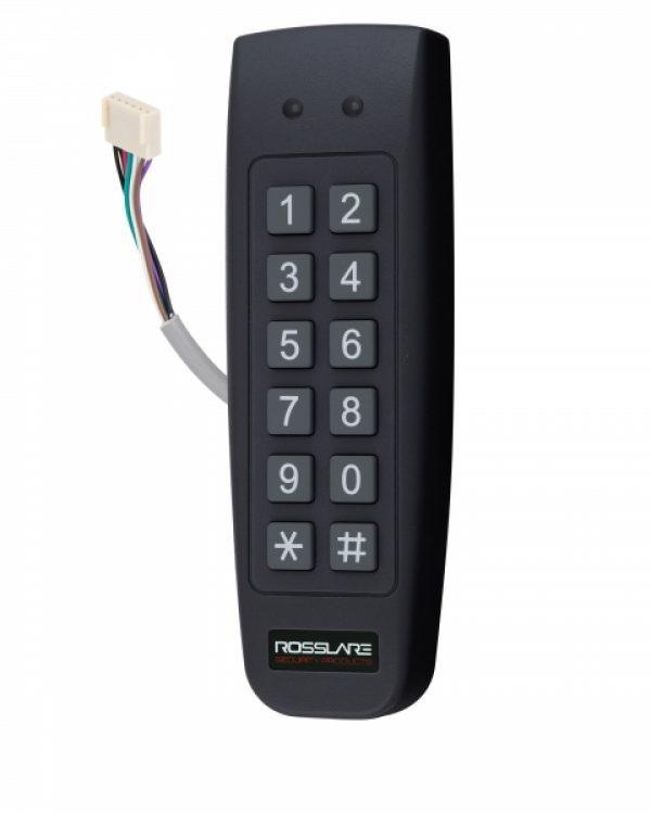 Фото 6 - Электронный контроллер ROSSLARE AYC-G64 автономный повышенной безопасности внешний код+карта EM-MARINE 125Khz.