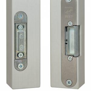 Фото 19 - Защелка электромеханическая EFF EFF 9314VGL 12 -E31 (12V DC Ee UNIV 12мм) НЗ для стеклянных дверей.