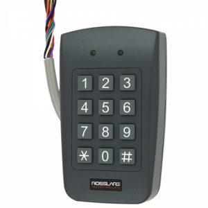 Фото 17 - Электронный контроллер ROSSLARE AC-F44 автономный внешний код+карта EM-MARINE 125Khz.