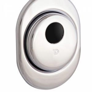 Фото 19 - Протектор DISEC CONTRO CD2000 DIN OVAL 21мм Хром полірований 3клас C Внутренний, не регулируемый.
