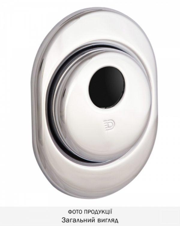 Фото 1 - Протектор DISEC CONTRO CD2000 DIN OVAL 21мм Хром полірований 3клас C Внутренний, не регулируемый.