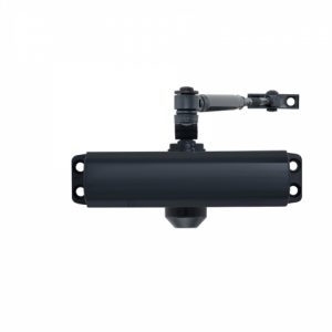 Фото 14 - Доводчик накладной RYOBI *9900 9903 GREY ANTHRACITE STD ARM EN 2/3 до 65кг 965мм.
