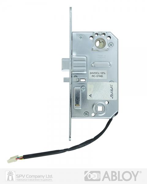 Фото 5 - Замок електромеханічний ABLOY 8180 BS50мм   FP22 RS L SCAND SOL 24V NC PANIC FUNCTION EI EL580.