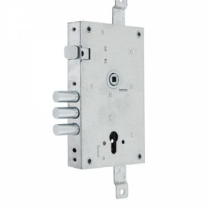 Фото 9 - Замок врезной MUL-T-LOCK 3-WAY DIN 352R NC UNIV ВЅ65мм 85мм w/o SP w/o FP.