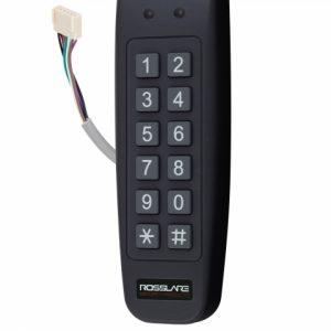 Фото 12 - Электронный контроллер ROSSLARE AYC-G64 автономный повышенной безопасности внешний код+карта EM-MARINE 125Khz.
