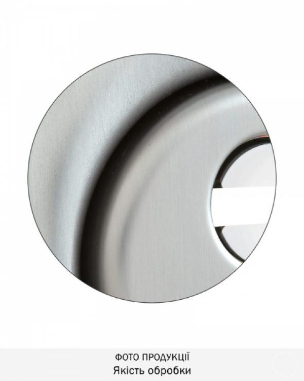 Фото 3 - Протектор DISEC DIAMOND BKD250 DIN OVAL 25мм Нерж.сталь мат 4клас IT Внешний.