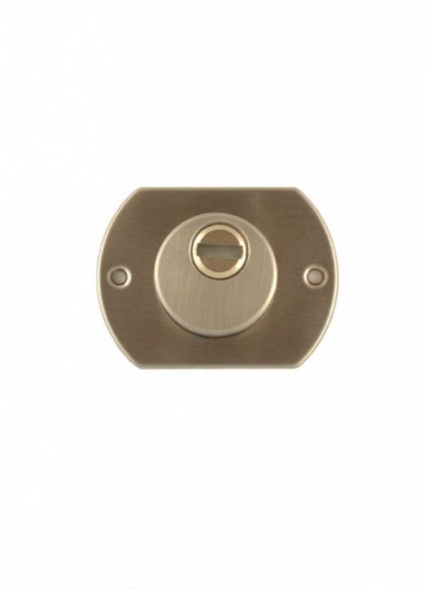 Фото 1 - Протектор MUL-T-LOCK EMK00104C DIN от 23мм Хром сатин CR SAT Внутренний.