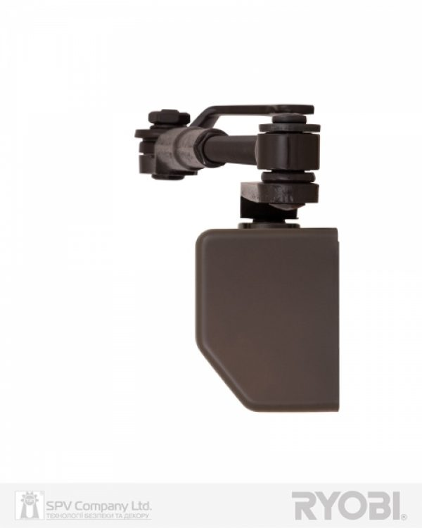 Фото 2 - Доводчик накладной RYOBI 2550 DS-2550P DARK BRONZE BC PRL HO ARM EN 1-4 до 80кг 1100мм.
