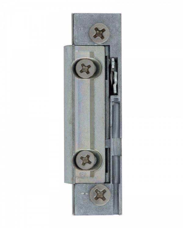 Фото 9 - Защелка электромеханическая EFF EFF 118 E    A71 FaFix (W/O SP 10-24V AC/DC) НЗ Е универсальная с узким корпусом.