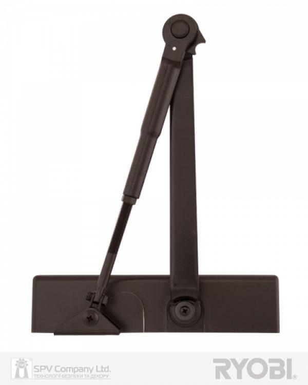 Фото 5 - Доводчик накладной RYOBI *1500 DS-1554 DARK BRONZE STD HO ARM EN 2/3/4 до 80кг 1100мм.