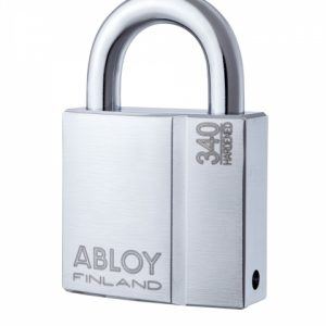Фото 11 - ABLOY Замок висячий PL340 SENTRY BA66EE 2KEY STR B NR shackle 25мм 10мм BOX.