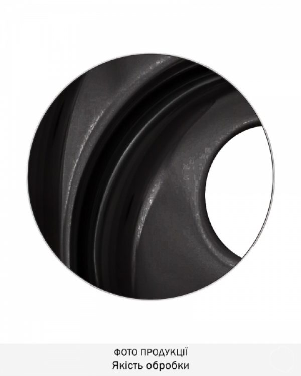 Фото 2 - Протектор DISEC CONTRO CD2000 DIN OVAL 21мм Фарба чорна 3клас N Внутренний, не регулируемый.