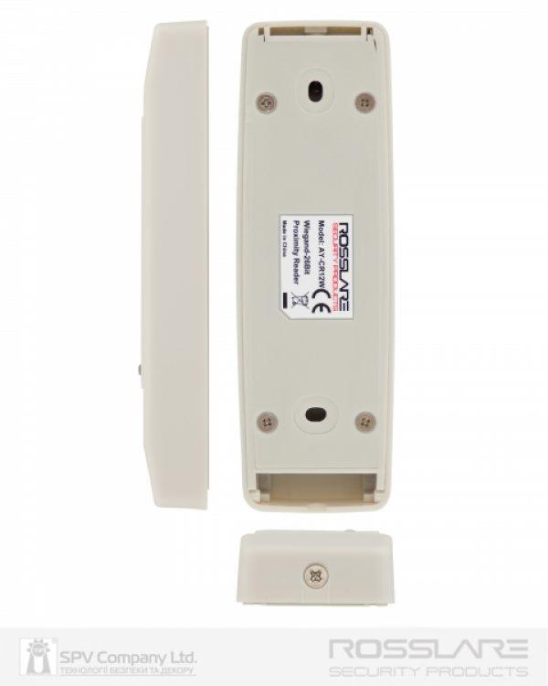 Фото 4 - Электронный считыватель ROSSLARE AYC-СR12W внутренний карта EM-MARINE 125Khz.