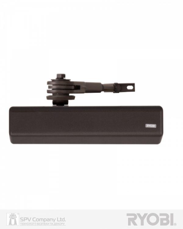 Фото 1 - Доводчик накладной RYOBI 3550 DS-3550 DARK BRONZE BC/DA STD HO ARM EN 2-5 до 100кг 1250мм.