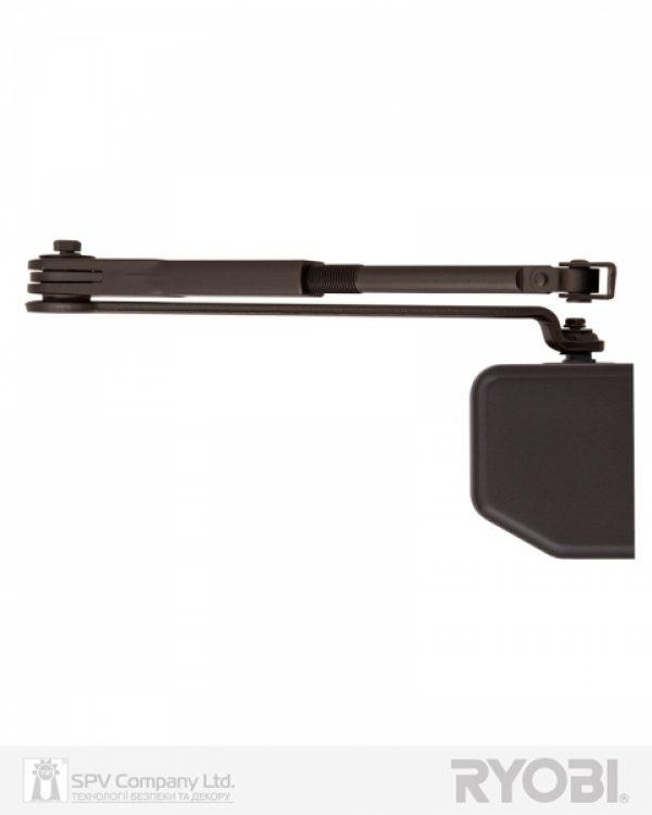 Фото 4 - Доводчик накладной RYOBI 3550 DS-3550 DARK BRONZE BC/DA STD HO ARM EN 2-5 до 100кг 1250мм.