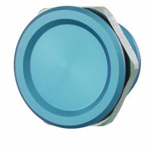 Фото 9 - Кнопка выхода ROSSLARE PX-13L наружная пьезо синяя.