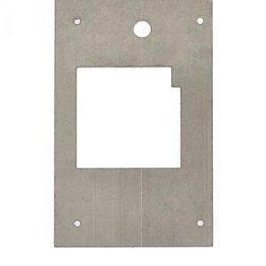Фото 11 - Пластина MUL-T-LOCK защитная дверная WA191-00 DIN/MATRIX/OMEGA.