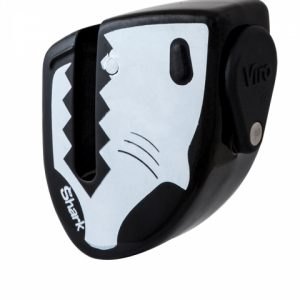 Фото 30 - Замок VIRO MOTO SHARK BLACK/WHITE 2KEY.
