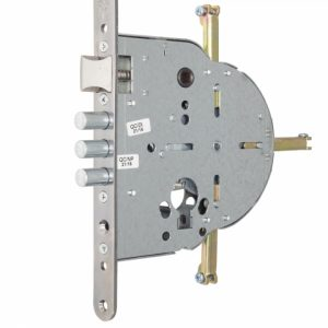 Фото 18 - Замок врезной MUL-T-LOCK 4-WAY DIN M235/M267 CR UNIV ВЅ65мм 90мм w/o SP.