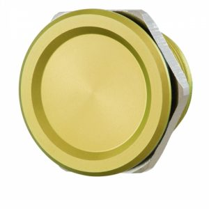 Фото 8 - Кнопка выхода ROSSLARE PX-13G наружная пьезо золота.