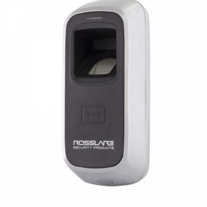 Фото 12 - Электронный считыватель ROSSLARE AY-B8650 внешний карта+отпечаток пальца MIFARE 13.56Mhz.