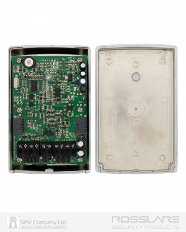 Фото 4 - Электронный контроллер ROSSLARE AC-Q41H автономный антивандальный внешний код.
