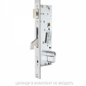 Фото 30 - Замок TESA врезной для активной створки 2240BA (BS35 85мм Zinc) 8мм LEFT открывание наружу, для профильных дверей, PANIC FUNCTION.