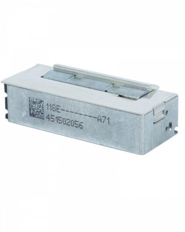 Фото 4 - Защелка электромеханическая EFF EFF 118 E    A71 FaFix (W/O SP 10-24V AC/DC) НЗ Е универсальная с узким корпусом.