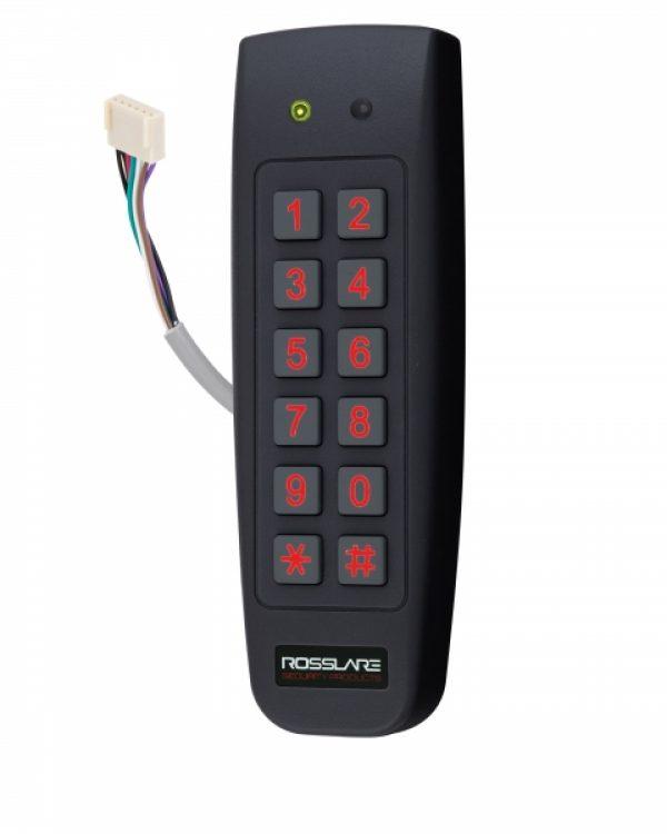 Фото 7 - Электронный контроллер ROSSLARE AYC-G64 автономный повышенной безопасности внешний код+карта EM-MARINE 125Khz.