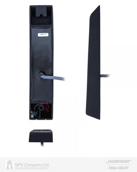 Фото 9 - Электронный контроллер SECURITRON DK-26 автономный антивандальный внешний код черный.