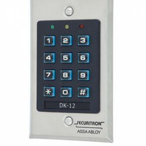 Фото 12 - Электронный контроллер SECURITRON DK-12 автономный внутренний код.