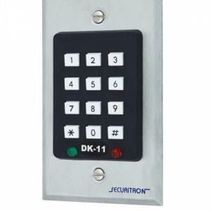 Фото 19 - Электронный контроллер SECURITRON DK-11 автономный внутренний код.
