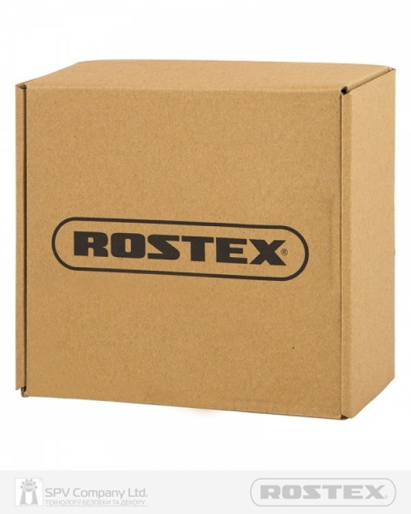 Фото 4 - Ручка дверная ROSTEX TABLET ES32 fix OVAL Нерж.сталь мат универсальное Tablet NEREZ MAT Половинка, шток 65мм.