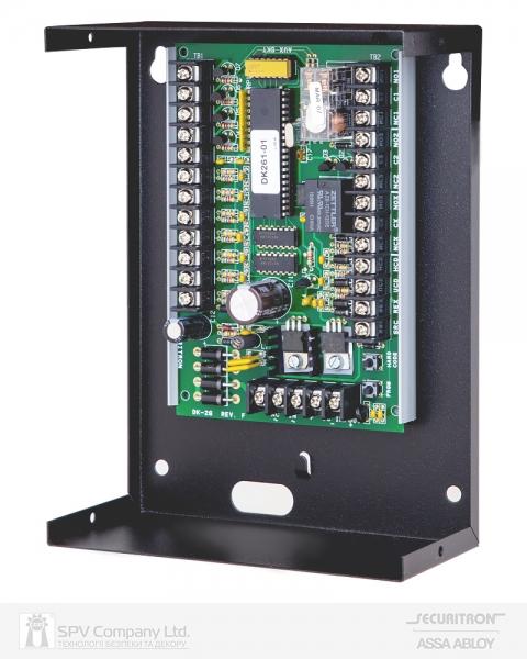 Фото 4 - Электронный контроллер SECURITRON DK-26 автономный антивандальный внешний код черный.