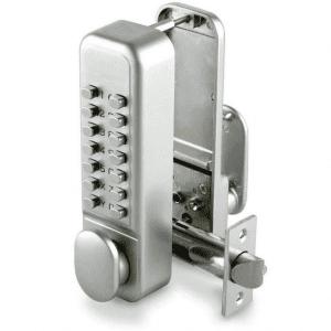 Фото 2 - Механический кодовый замок Lockod модель L120.